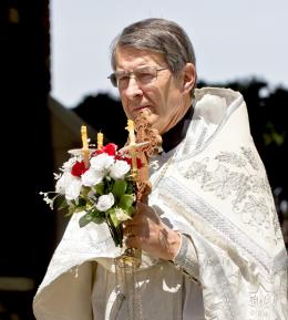 V. Rev Myron Manzuk Rector